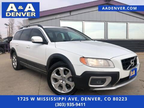 2010 Volvo XC70 for sale at A & A AUTO LLC in Denver CO