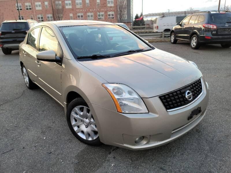 2009 Nissan Sentra for sale at Millennium Motors Sales in Revere MA