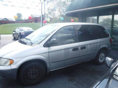 2002 Dodge Caravan for sale at ALL Auto Sales Inc in Saint Louis MO