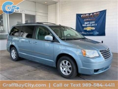 2009 Chrysler Town and Country for sale at GRAFF CHEVROLET BAY CITY in Bay City MI