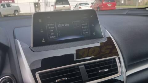2019 Mitsubishi Eclipse Cross for sale at Kenosha Auto Outlet LLC in Kenosha WI