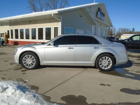 2012 Chrysler 300 for sale at Milaca Motors in Milaca MN