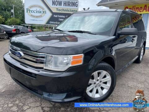 2010 Ford Flex for sale at IMPORTS AUTO GROUP in Akron OH