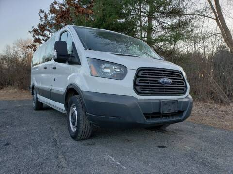 2016 Ford Transit Passenger for sale at Jacob's Auto Sales Inc in West Bridgewater MA
