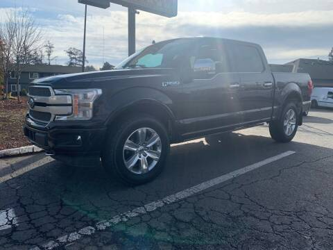 2018 Ford F-150 for sale at South Commercial Auto Sales in Salem OR