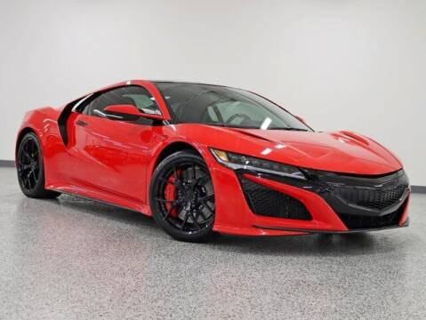 2017 Acura NSX for sale at PLATINUM MOTORSPORTS INC. in Hickory Hills IL