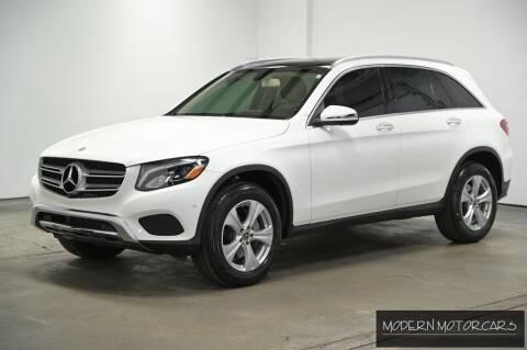 2018 Mercedes-Benz GLC for sale at Modern Motorcars in Nixa MO
