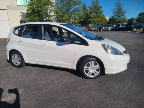 2009 Honda Fit for sale at Lexton Cars in Sterling VA