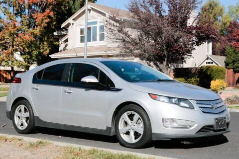 2014 Chevrolet Volt for sale at California Diversified Venture in Livermore CA