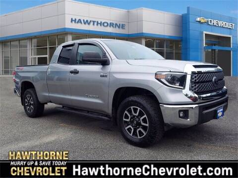 2020 Toyota Tundra for sale at Hawthorne Chevrolet in Hawthorne NJ