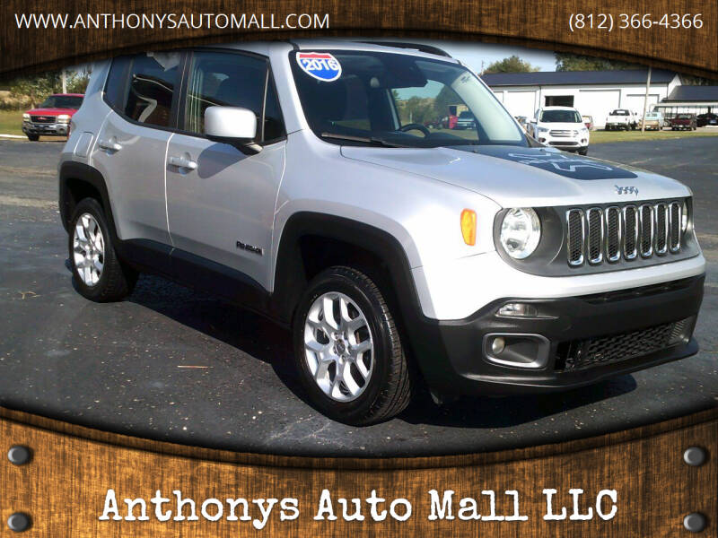 2016 Jeep Renegade for sale at Anthonys Auto Mall LLC in New Salisbury IN