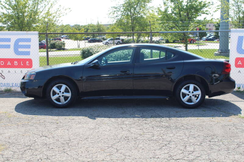 2008 Pontiac Grand Prix for sale at LIFE AFFORDABLE AUTO SALES in Columbus OH