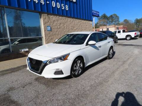 2019 Nissan Altima for sale at Southern Auto Solutions - 1st Choice Autos in Marietta GA
