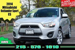 2014 Mitsubishi Outlander Sport for sale in Glenside, PA