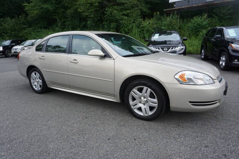 2012 Chevrolet Impala for sale at Bloom Auto in Ledgewood NJ
