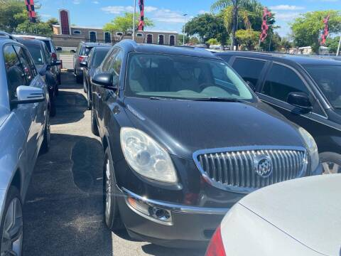 2009 Buick Enclave for sale at America Auto Wholesale Inc in Miami FL