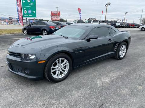 2015 Chevrolet Camaro for sale at Wildcat Used Cars in Somerset KY