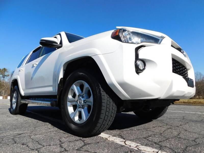 2014 Toyota 4Runner for sale at Used Cars For Sale in Kernersville NC