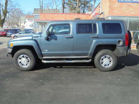 2007 HUMMER H3 for sale at Washington Street Auto Sales in Canton MA