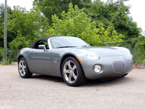 2007 Pontiac Solstice for sale at The Auto Depot in Raleigh NC
