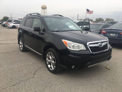 2016 Subaru Forester for sale at Carlisle Cars in Chillicothe OH