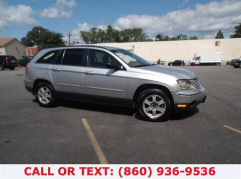 2005 Chrysler Pacifica for sale at Lee Motor Sales Inc. in Hartford CT