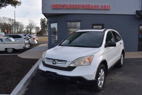 2008 Honda CR-V for sale at Heritage Automotive Sales in Columbus in Columbus IN
