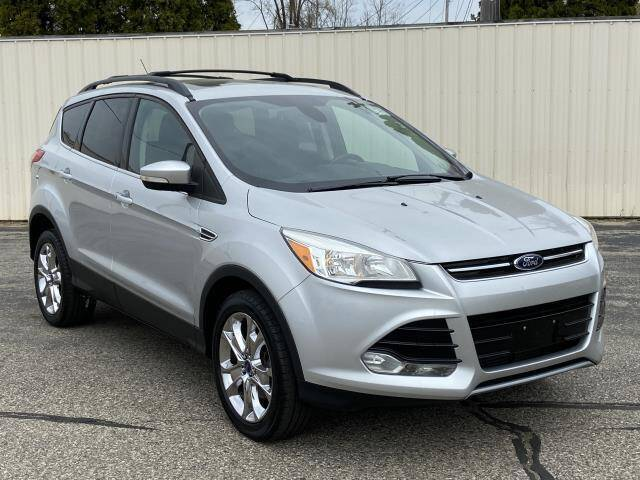 2013 Ford Escape for sale at Miller Auto Sales in Saint Louis MI