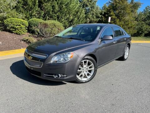 2011 Chevrolet Malibu for sale at Aren Auto Group in Sterling VA