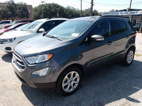 2020 Ford EcoSport for sale at RICKY'S AUTOPLEX in San Antonio TX