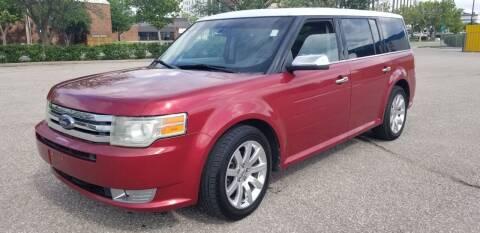 2009 Ford Flex for sale at JC Auto Sales LLC in Wichita KS