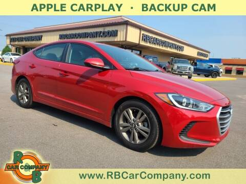 2018 Hyundai Elantra for sale at R & B Car Company in South Bend IN
