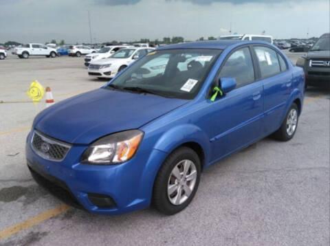 2010 Kia Rio for sale at HW Used Car Sales LTD in Chicago IL
