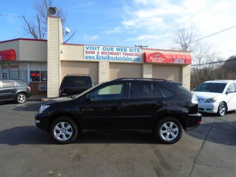 2007 Lexus RX 350 for sale at Bickel Bros Auto Sales, Inc in Louisville KY