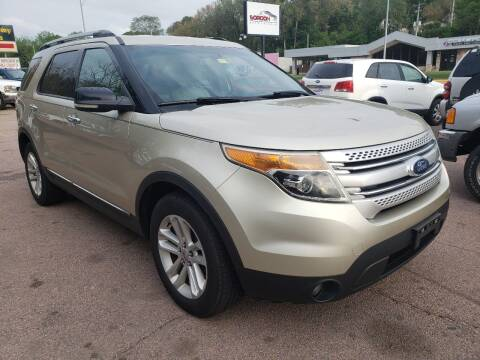 2011 Ford Explorer for sale at Gordon Auto Sales LLC in Sioux City IA