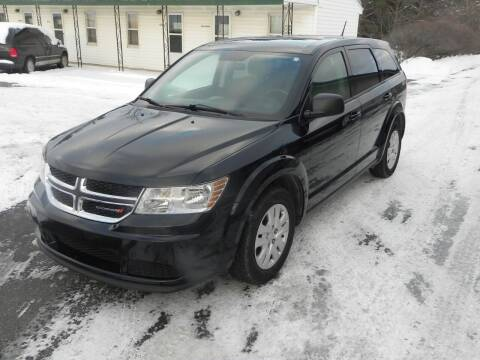 2015 Dodge Journey for sale at Thompson Car Company in Bad Axe MI