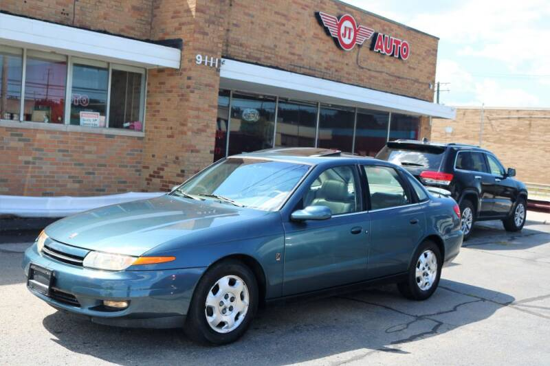 2002 Saturn L-Series for sale at JT AUTO in Parma OH