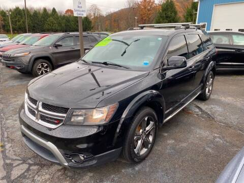 2015 Dodge Journey for sale at Hillside Motors in Campbell NY