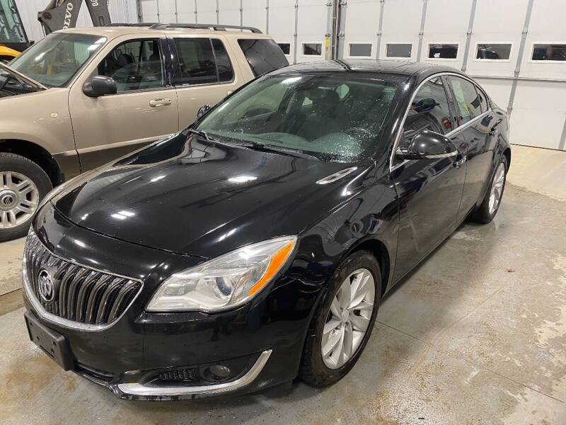 2014 Buick Regal for sale at RDJ Auto Sales in Kerkhoven MN