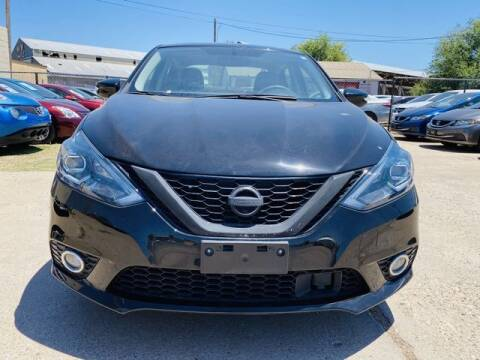 2017 Nissan Sentra for sale at MAGNA CUM LAUDE AUTO COMPANY in Lubbock TX