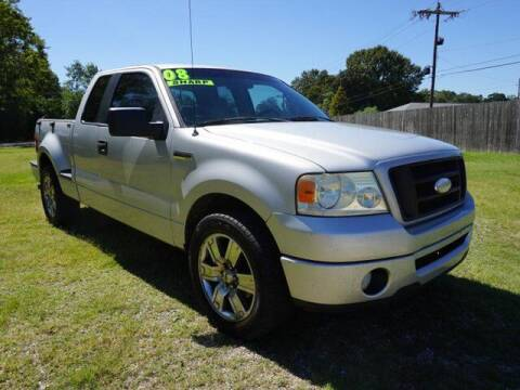 2008 Ford F-150 for sale at BLUE RIBBON MOTORS in Baton Rouge LA