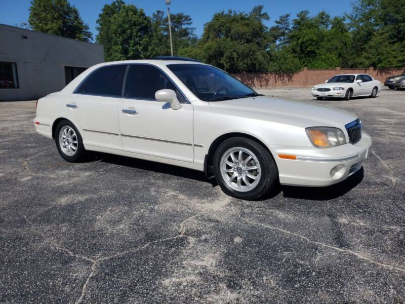 2001 Hyundai XG300 for sale at Ron's Used Cars in Sumter SC