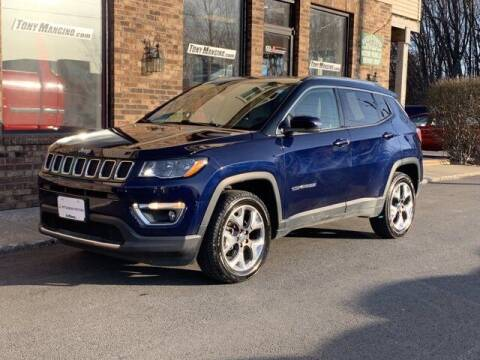 2018 Jeep Compass for sale at The King of Credit in Clifton Park NY
