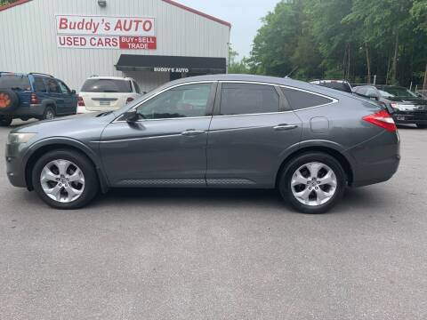 2010 Honda Accord Crosstour for sale at Buddy's Auto Inc in Pendleton SC