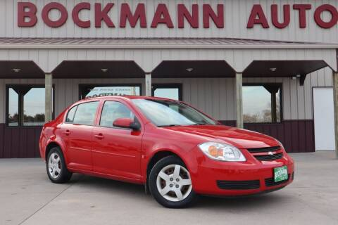 2007 Chevrolet Cobalt for sale at Bockmann Auto Sales in St. Paul NE