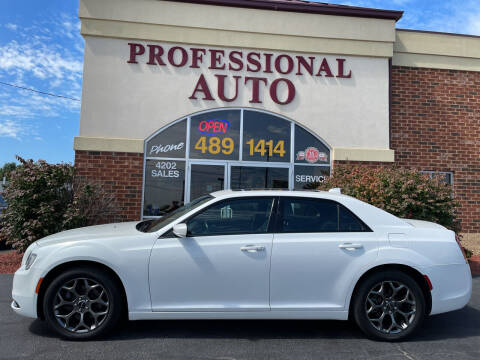 2016 Chrysler 300 for sale at Professional Auto Sales & Service in Fort Wayne IN