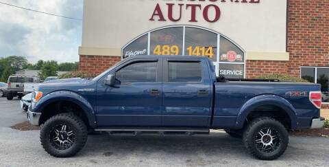 2014 Ford F-150 for sale at Professional Auto Sales & Service in Fort Wayne IN