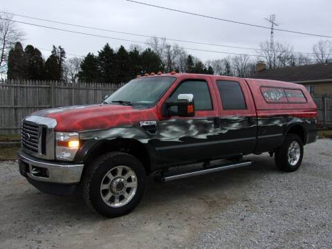 2009 Ford F-250 Super Duty for sale at JEFF MILLENNIUM USED CARS in Canton OH