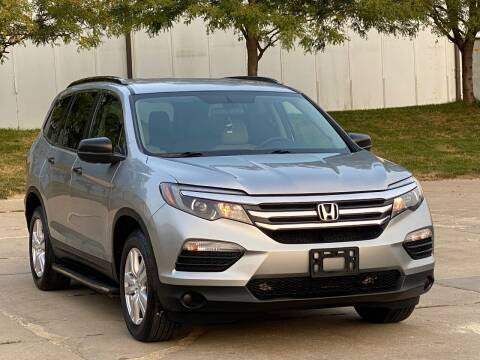 2017 Honda Pilot for sale at MILANA MOTORS in Omaha NE