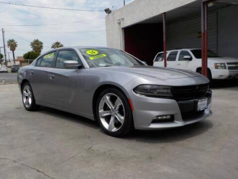 2016 Dodge Charger for sale at Bell's Auto Sales in Corona CA